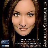Beethoven/Berg: Concertos for Violin