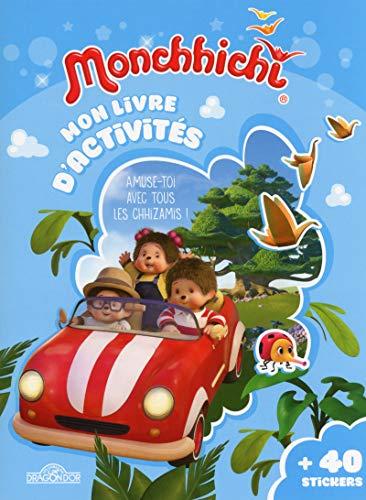 Monchhichi - Mon livre d'activités