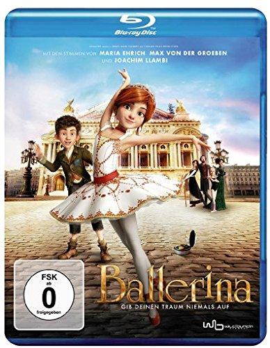 en Traum niemals auf [Blu-ray] (Kleine Ballerinas)