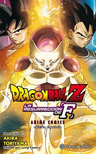 Dragon Ball Z La resurrección de Freezer (Edición española) (Manga Shonen) por Akira Toriyama