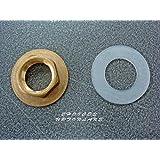 """Pillar Tap Washer Rubber 1//2/"""" BSP 22mm Center Pack of 2"""