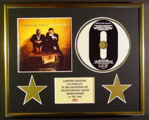 LIGHTHOUSE FAMILY/CD-Darstellung/Limitierte Edition/OCEAN DRIVE -