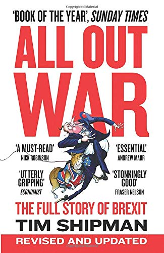 ALL OUT WAR: The Full Story of Brexit (Awards Party Thema)