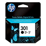 HP CH561EE 301 Originele Inktcartridge, voor HP, Standaard Capaciteit, Zwart