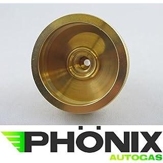 Phönix Autogas Dish Adapter M10 kurz Tankadapter LPG