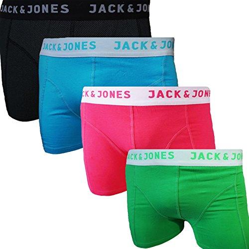 369b505afad79e Jack   Jones Trunks 4er Pack Boxershorts Boxer Shorts Unterhose CORE S M L  XL XXL (XL