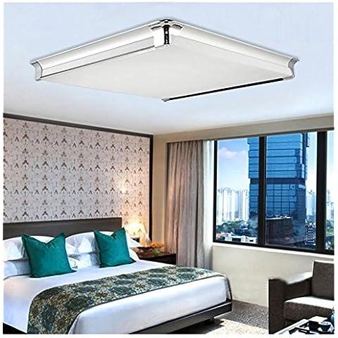 NHD-Aluminum rectangular LED lamp living room bedroom