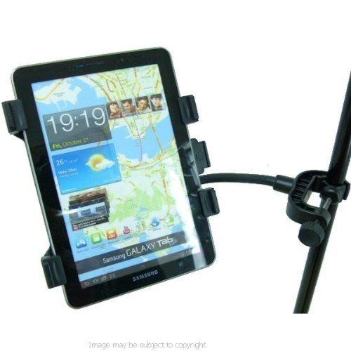 Musik Mikrofonständer Anschluss für Samsung Galaxy TAB / Tablet 7.7 / Tablet 8.9 / Registerkarte 10.1 / Tablet 2 GT-P3100 / Tablet 2 GT-P5110
