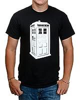 Doctor Who Glow in the Dark TARDIS T-shirt