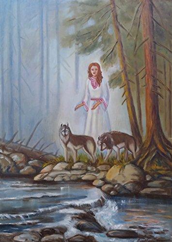 the-hostess-handmade-original-oil-painting-on-canvas-size-50x70-cm-2015-by-svetlana-guchshina