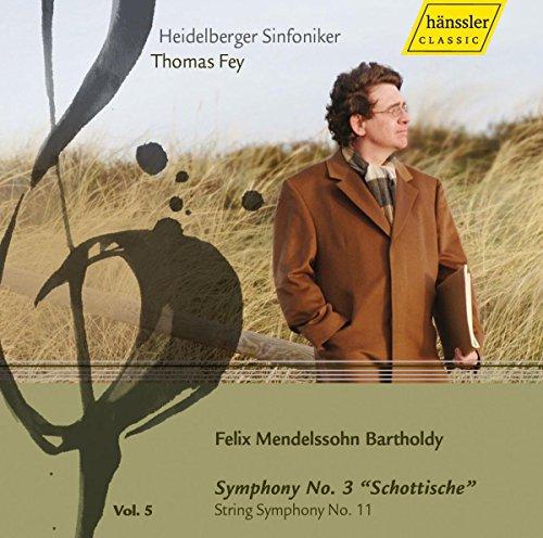 Felix Mendelssohn-Bartholdy: Sinfonie Nr. 3