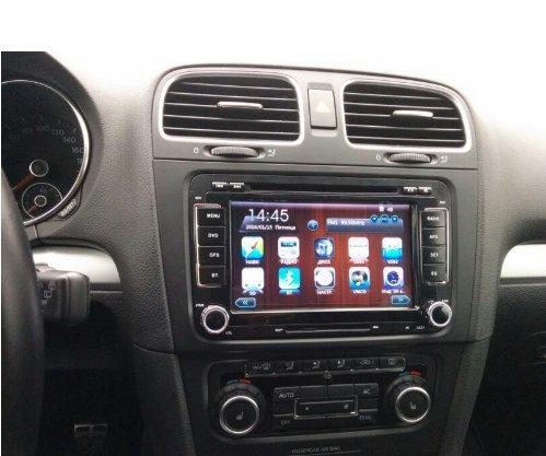 aoauto® readystock Factory verkaufen OEM Fit Radio RNS510Für VW Passat Jetta Polo Auto DVD GPS Stereo Golf Car Multimedia RDS - Oem-factory Radio