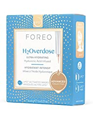 FOREO H2Overdose UFO-Activated Mask, 6 Stücke
