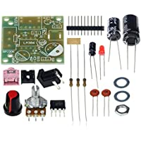 ZHUOTOP 3,5 mm 3 - 12 V Mini amplificador de alimentación de audio placa con kit de bricolaje