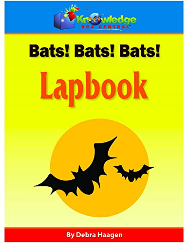 (Bats!  Bats!  Bats!  Lapbook: Plus FREE Printable Ebook (English Edition))