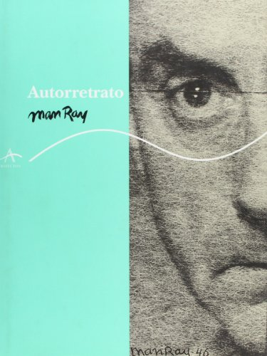 Autorretrato (Trayectos (alba)) por Man Ray
