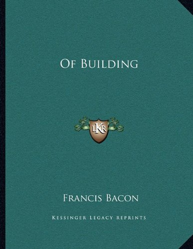 Of Building