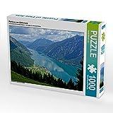 Pertisau am Achensee 1000 Teile Puzzle Quer