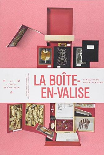 Le Cabinet de l'amateur n°5. La boîte-en-valise une oeuvre de Marcel Duchamp
