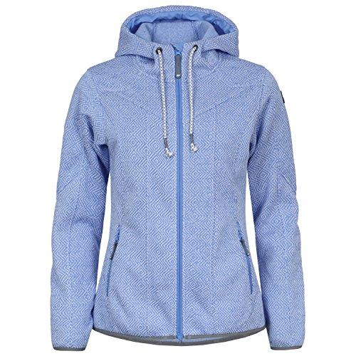 Icepeak Lida - Veste Femme - bleu 2017 veste polaire lichtblau