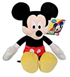 Simba 6315879084 Disney Mickey Mouse Club House Basic - Peluche de Mickey (43 cm)