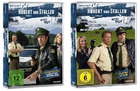 Hubert & Staller Staffel 5 [Blu-ray]