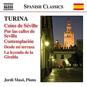 Turina: Piano Music Vol 9 [Jordi Maso] [Naxos: 8572915]