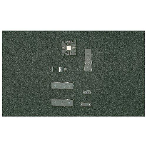Warmbier PE-Steckschaum, ESD, 353 x 553 mm, 6 mm