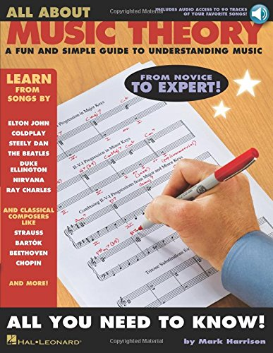 All About Music Theory Bk/CD: A Fun and Simple Guide to Understanding Music