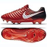 Nike Tiempo Legend VII Fußballschuhe Herren 44 schwarz, rot, weiß
