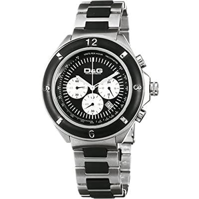 D&G Time Gents Watch D&G Le Clic DW0423