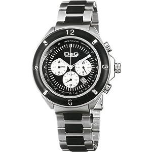 D&G Dolce&Gabbana DW0423 – Reloj cronógrafo de caballero
