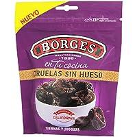 Borges Ciruelas sin Hueso, Tiernas y Jugosas - 150 g