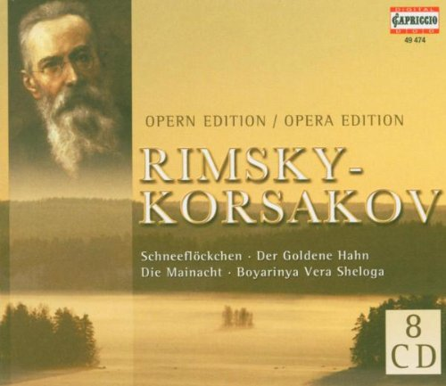 Rimsky Korsakov Complete Operas