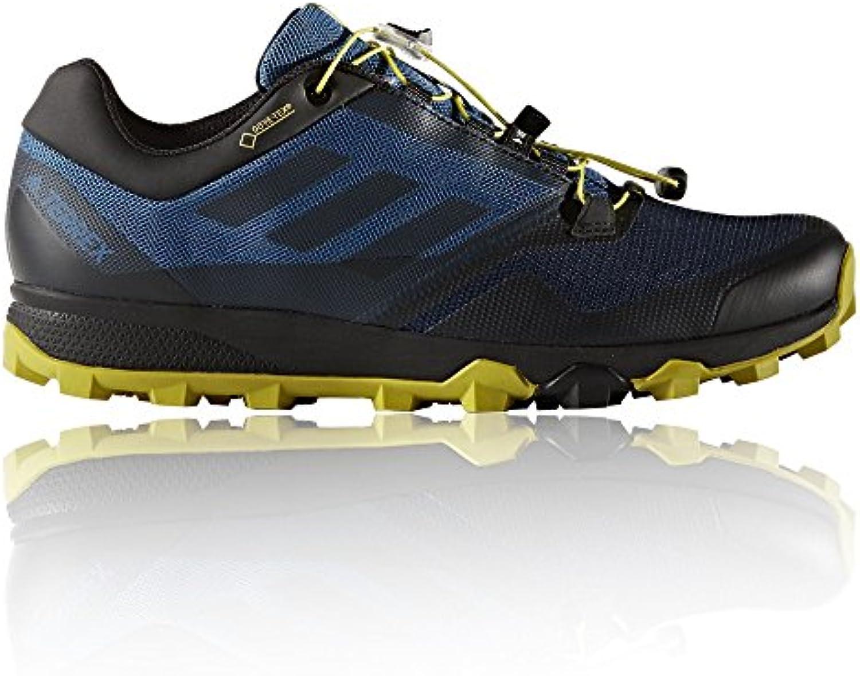 adidas Herren Terrex Trailmaker GTX Wanderschuhe  Schwarz  50.7 EU