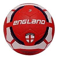 Vector X Men England-RB-3 Football - White-Red, 3