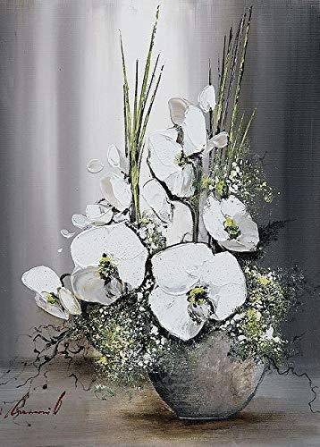 Leinwandbild Orchidee I