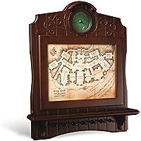 Noble Collection NN2435 - Il Signore Degli Anelli Portachiavi Murale Mappa di Casa Baggins