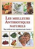 Les Meilleurs Antibiotiques Naturels pour Renforcer son Organisme toute l'Année !