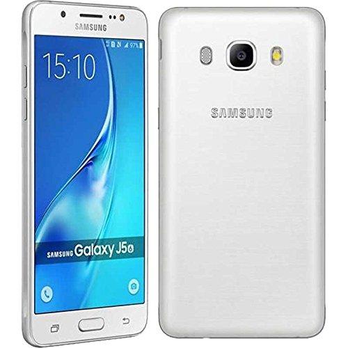 Samsung - Telefono movil j510 j5 (2016) Libre Blanco