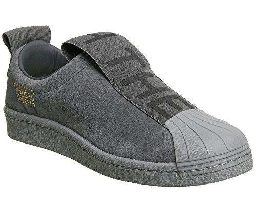 Femme Adidas De Bw3s Slipon Slipon Slipon Gris Sport W Superstar Chaussures a24f59