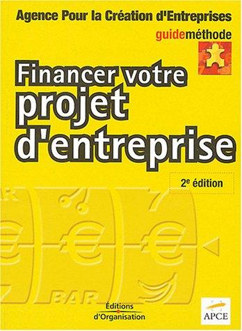 Financer votre projet d'entreprise par APCE