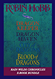 The Rain Wilds Chronicles: Dragon Keeper, Dragon Haven, City of Dragons, and Blood of Dragons