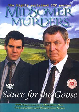 Midsomer Murders - Sauce For The Goose [DVD]