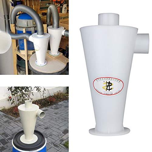 AMhomely® NEU!Zyklon Staubsauger Zubehör - Hochleistungsstaub-Stellvertreter-Zyklon-Staubsauger-Filterstaubfilter (Weiß)
