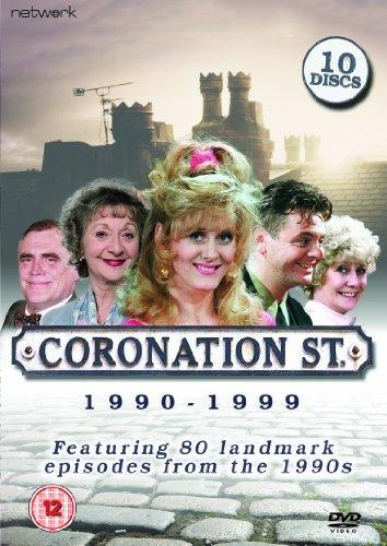 1990 - 1999 (10 DVDs)