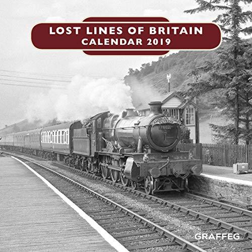 Lost Lines of Britain Calendar 2019
