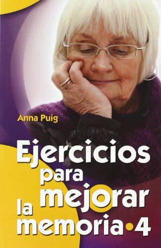 Ejercicios para mejorar la memoria 4 (Mayores) por Anna Puig Alemán