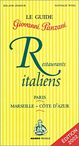 le-guide-giovanni-panzani-restaurants-italiens-paris-marseille-cte-d-39-azur