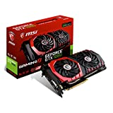 MSI GeForce GTX 1080 GAMING X 8G Nvidia GDDR5X 1x HDMI, 3x...